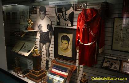 Tony DeMarco Boxing Exhibit