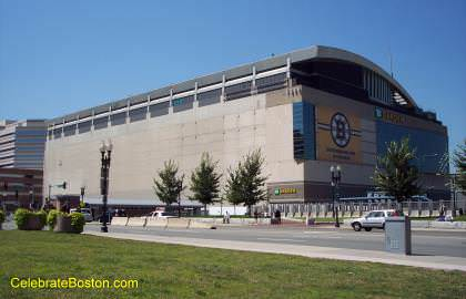 Sports Museum, TD Garden Boston