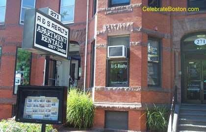 A & S Realty, 271 Newbury Street Boston