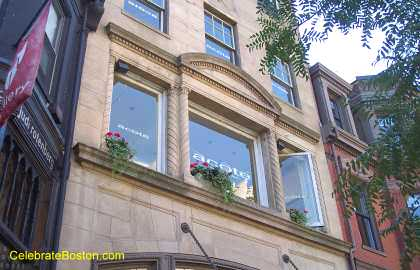 acote salon de coiffure 132 newbury street boston