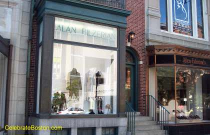 Alan Bilzerian, 34 Newbury Street Boston