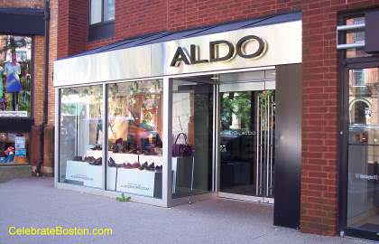 Aldo, 180 Newbury Street Boston