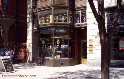 Brodney Antiques & Jewelry, 145 Newbury Street Boston