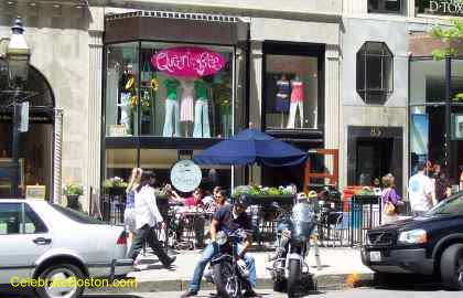 Newbury Street Cafe
