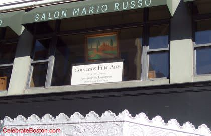 Comenos Fine Arts, 9 Newbury Street Boston