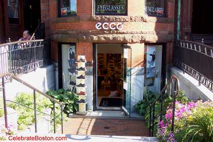 Ecco Shoes, 216 Newbury Street Boston