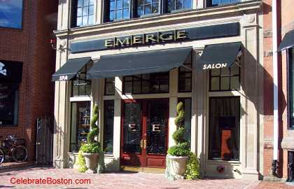 Emerge spa salon 275 newbury street boston for 10 newbury salon