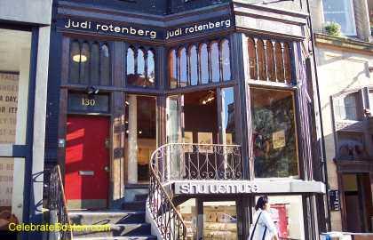 Judi Rotenberg, 130 Newbury Street Boston