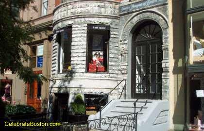 Kate Spade, 117 Newbury Street Boston