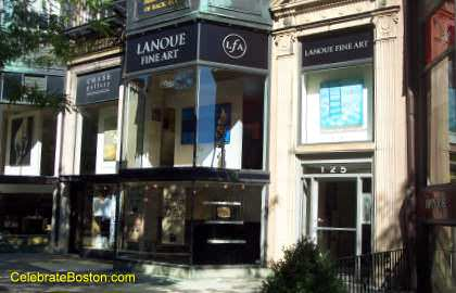 Lanoue Fine Art, 125 Newbury Street Boston