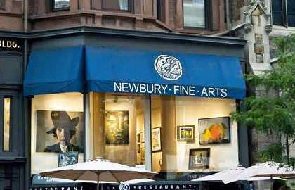 Newbury Fine Arts, 33 Newbury Street Boston