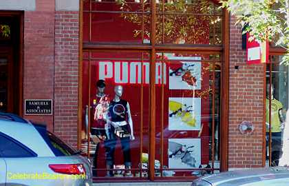 Puma, 333 Newbury Street Boston