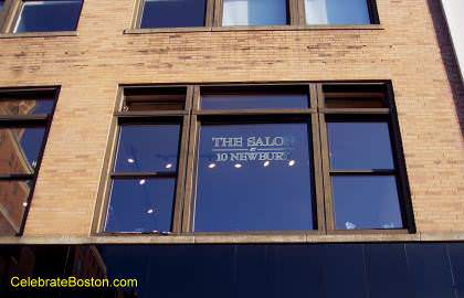 Salon At 10 Newbury, 10 Newbury Street Boston