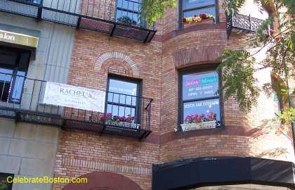 Salon monet 176 newbury street boston for Acote salon newbury