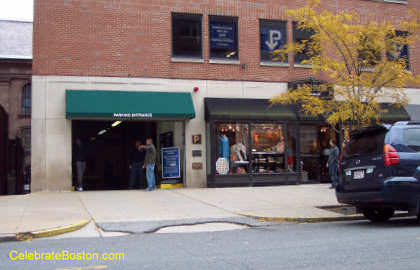 Interpark Garage, 4 Newbury Street Boston