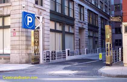 State St Parking Garage Boston Garage Design Ideas