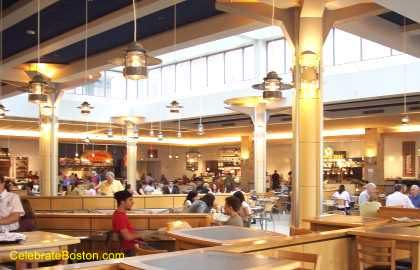 Hynes Convention Center Food Court