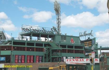 Red Sox Baseball, Fenway Park