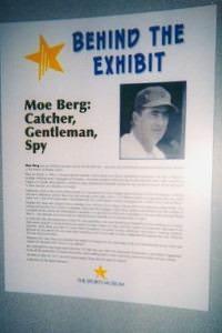 Moe Berg