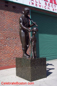 Ted Williams Statue, Fenway Park
