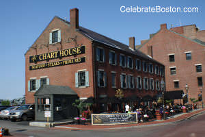 The chart house restaurant boston