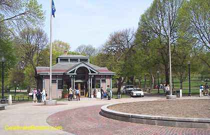 Boston Common Information Center