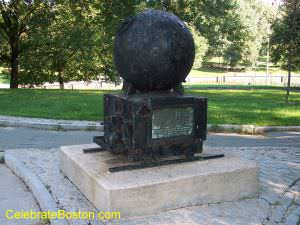 Boston Common North Sea Sub Chaser Memorial