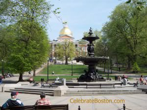Boston Common Americas First Public Park