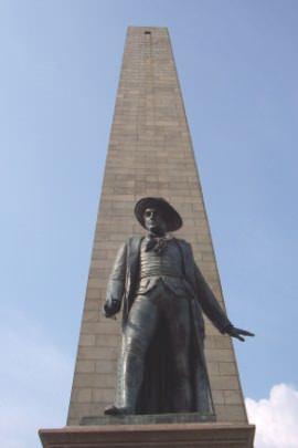Bunker Hill Monument Photos