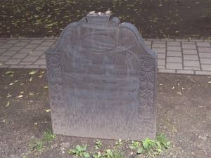 Elisha Brown Grave, Granary Burying Ground