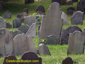 Granary Burying Ground Boston