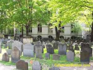 King's Chapel Burying Ground FAQs