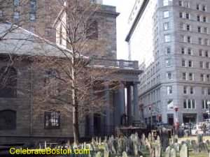 King's Chapel & Burying Ground
