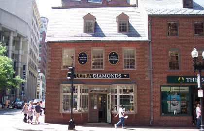 Old Corner Washington Street