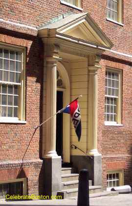 Old State House Museum Entrance