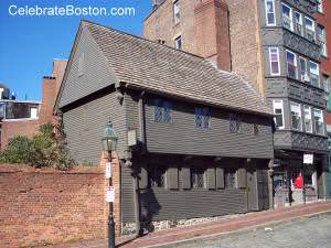 Paul Revere's House Boston