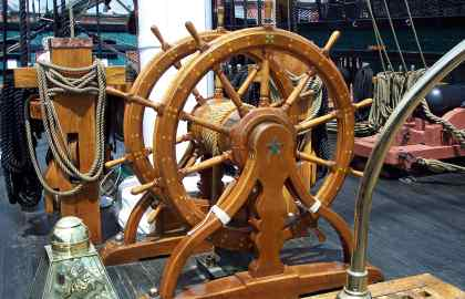 The Captain&#39;s Wheel
