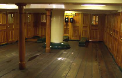 Officer's Cabins Area