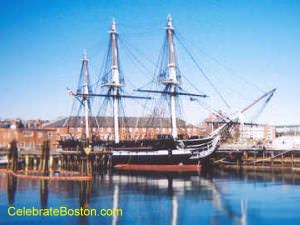 U.S.S. Constitution or Old Ironsides