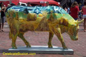 Cow Paths In Boston