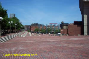 Government Center Plaza Boston