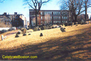 Grave Plundering In Boston