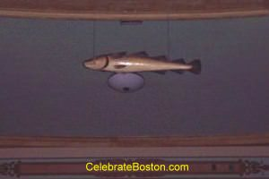 Sacred Cod of Massachusetts