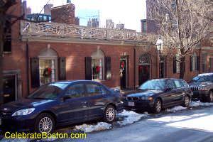 Skinny House Boston