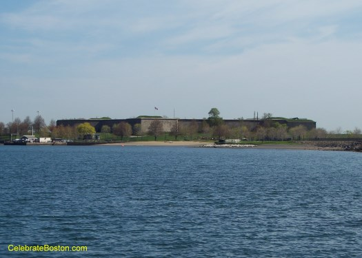 Castle Island Fort Independence