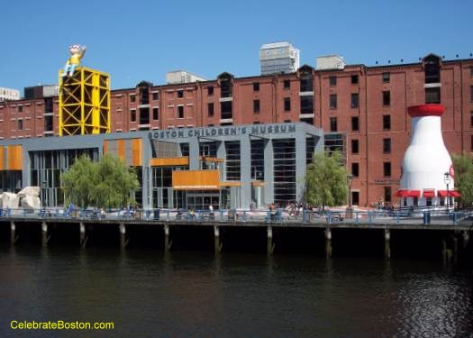 Children's Museum and Museum Wharf