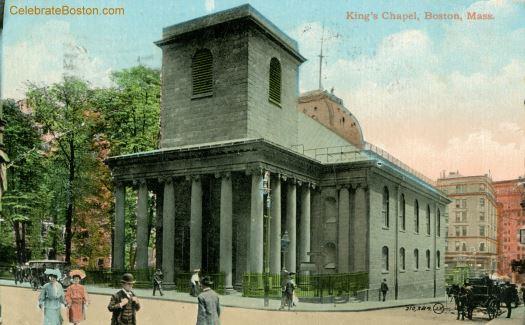 Letter Home, King's Chapel Observer