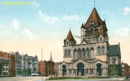 Letters Home, Trinity Church Noted Beauty